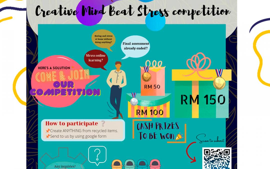 Creative MindBeat Stress Competition